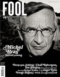 Fool magazine Issue #2: Michel Bras