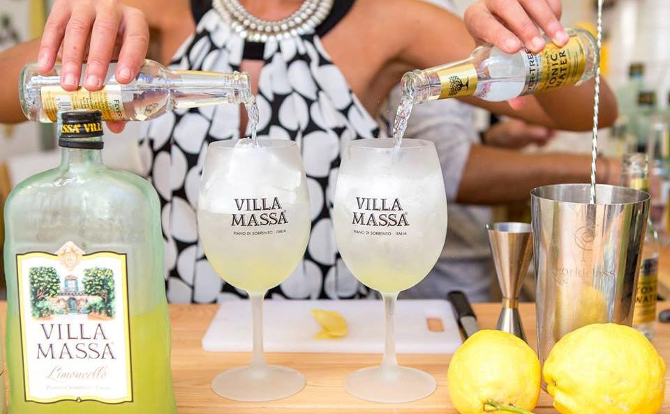 Villa Massa produce un gran limoncello che ha attirato l'attenzione anche di grandi mixologist. Vi raccontiamo come è andata...
