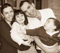 The Gordinifamily (photo by A Tavola con lo chef)
