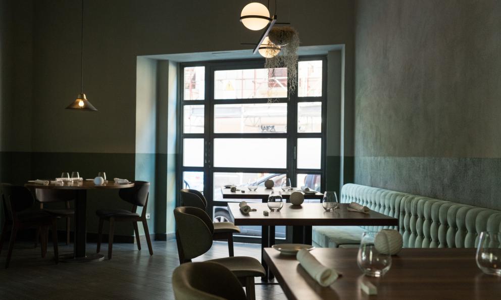 TheFork Restaurants Awards - New Openings: Zia, Roma