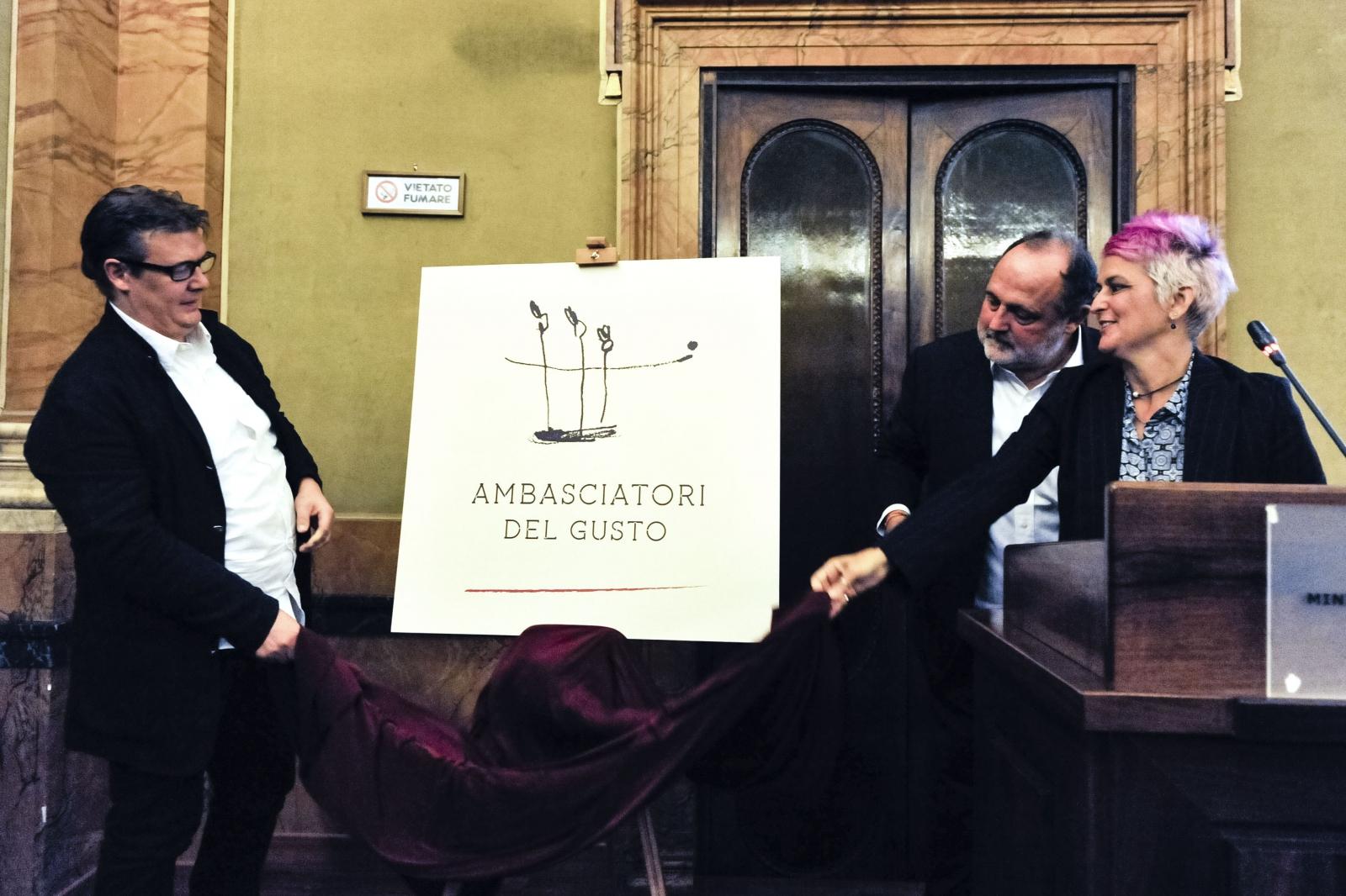 Ambasciatori del Gusto for Italy
