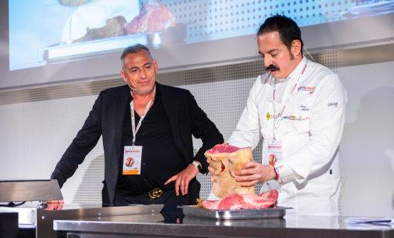 Massimo Minutelli e Tony Melillo