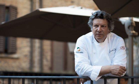 Giancarlo Polito, chef de La Locanda del Capitano