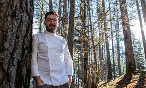 Antonio Biafora, 35 anni, da gennaio 2020 chef di�