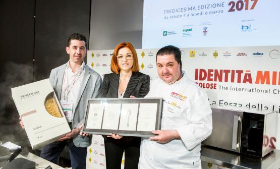 Di nuovo Mantarro a Identità Milano 2017, con Eleonora Cozzella