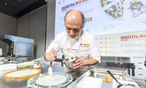 Corrado Assenza a Identità Milano 2018