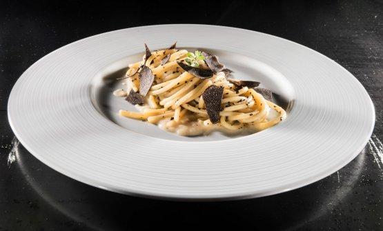 Il piatto presentato da Colonna