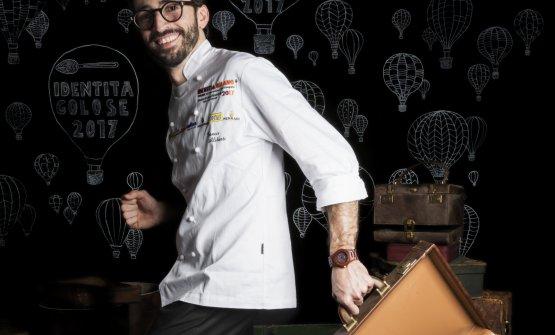 Franco Aliberti a Identità Milano 2017