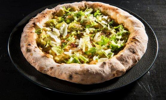 La pizza Lugumisana