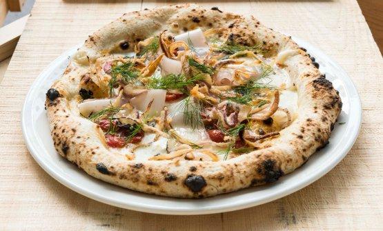 Scaglione's pizza