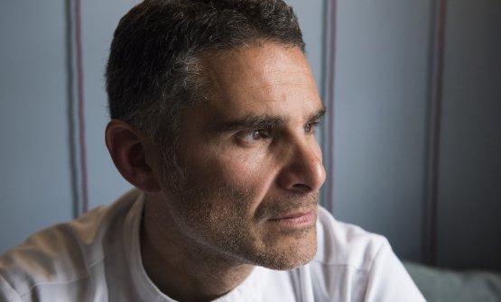 Lo chef Marco Baglieri