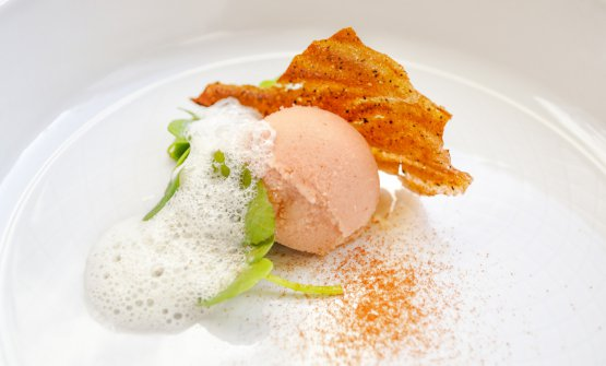 Pane e pomodoro: la ricetta primaverile di Cinzia
