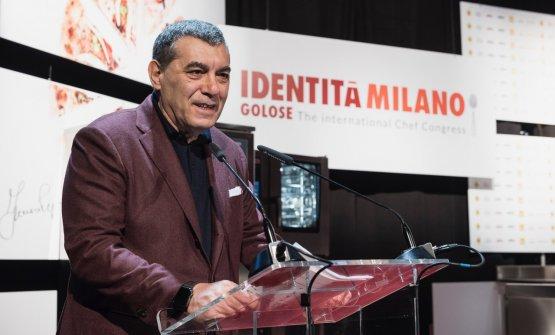Claudio Ceroni, fondatore con Paolo Marchi di Iden