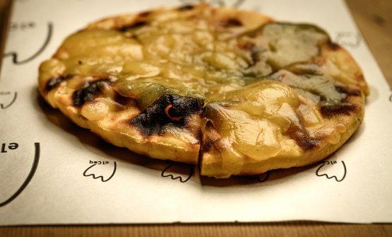 Pane di patate, bottarga di merluzzo, Bettelmatt