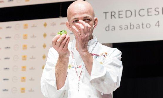 Riccardo Camanini a Identità Milano 2017 (foto Br