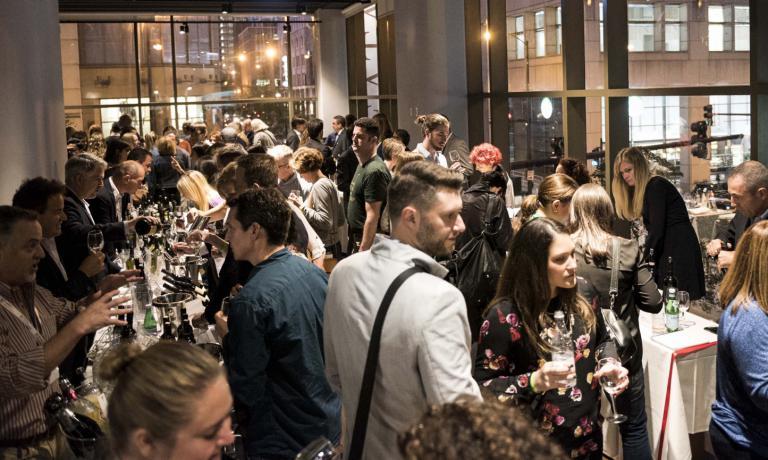 Wine around, la rassegna dei vini selezionati da Merano WineFestival, mercoledì scorso a Eataly Chicago, una carrellata di 38 produttori da 14 regioni diverse