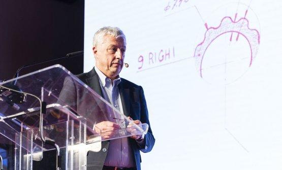 Marco Niccolai,vicepresidente e ad diNiccolai Trafile Pistoia, il colosso del settore