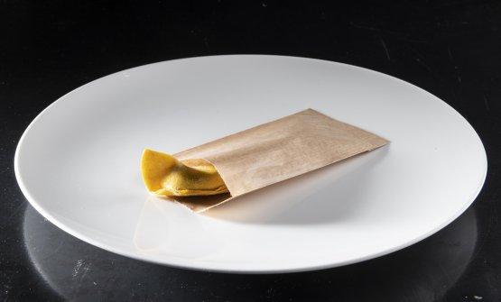 Da dentro al sacchetto: casoncellocrudo, ma cottodi Alberto Gipponi