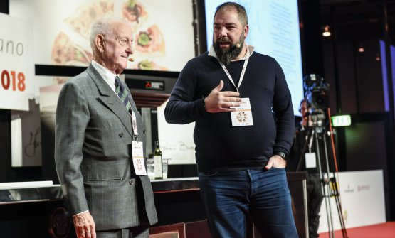 A journey in history and anecdotes: a chat between Arrigo Cipriani and Raffaele Alajmo