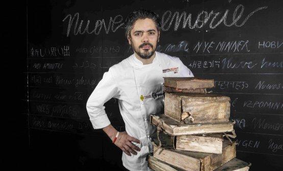 Matteo Baronetto, dal 2014 al comando della cucina