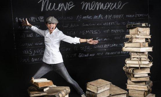 Dominique Crenn a Identità Milano 2019