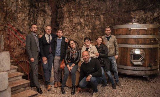 Il gruppo di lavoro del Gal Carso – Las Kras e i