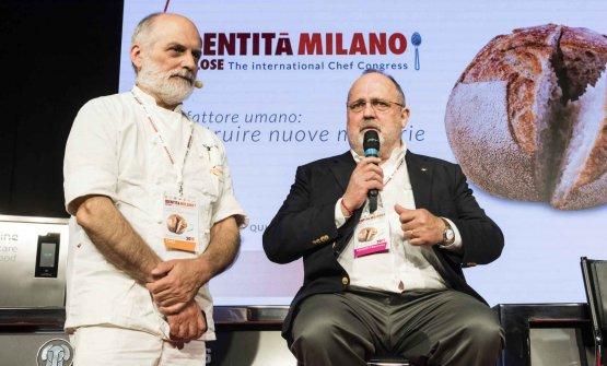 Corrado Assenza e Paolo Marchi