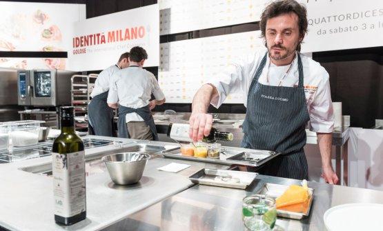 Zaccardi a Identità Milano 2018