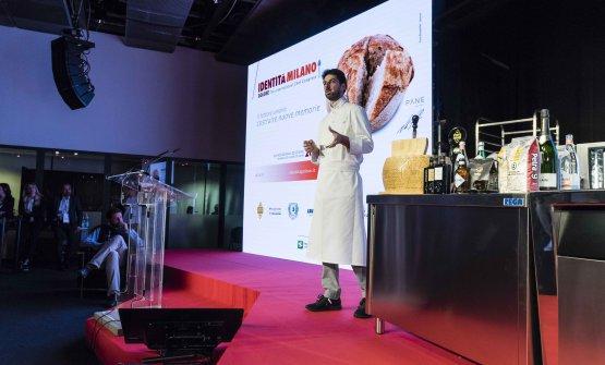Il senso di Massimiliano Alajmo per la memoria, a Identità Milano 2019