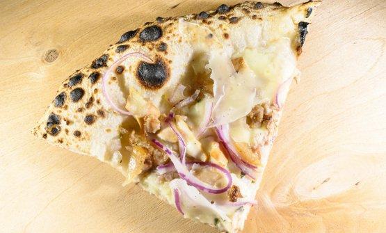 La pizza napoletana di Mangieri