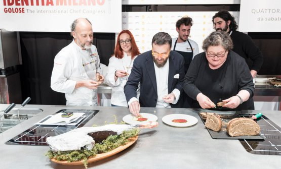 ...Aurora Mazzucchelli, Giancarlo Morelli, Riccardo Gaspari