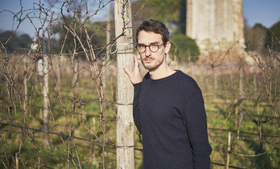 Matteo Bisol, enologo di Venissa