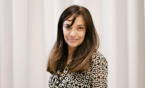 Isabel Garaña, direttrice dell'Ente Spagnolo del Turismo