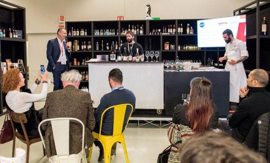 ENTER.Sake meets Serial Kitchen:come il sake incontra la cucina creativaconFabio CaltagironeeAntonio Bufi, promossa da ENTER.Sake