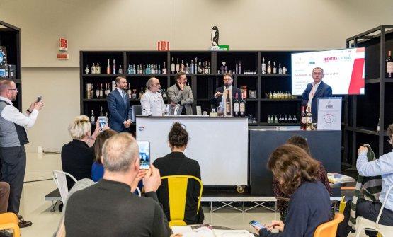 Vermouth, agrumi, barman e chefconGuglielmo MirielloeCorrado Assenza, promossa da Cocchi e Pariani