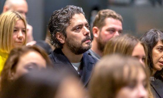 In platea, Matteo Baronetto...