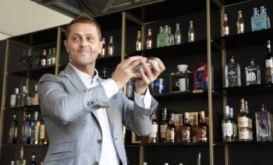 David Rios,miglior bartender del mondo nel 2013,