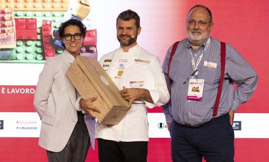 Identità Milano 2021, il cuoco dell'anno è Enrico Bartolini. Premi anche a Diego Rossi, i Cerea, Marco Pedron e il Seta