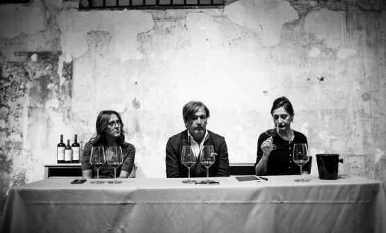 Francesca Moretti, Giuseppe Caviola, Eleonora Guerini
