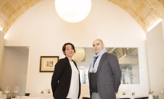 ValeriaBarbetta e Nicola Morcinelli, Osteria San Francesco