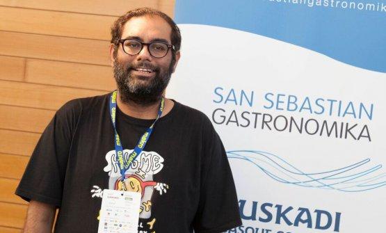 Gaggan Anand atGastronomika 2017