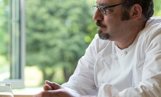Paolo Lopriore è chef patron de Il Portico di App