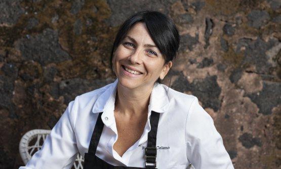 La chef catanese Bianca Celano