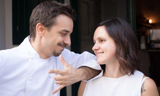 Gorinicon la moglieSara Silvani
