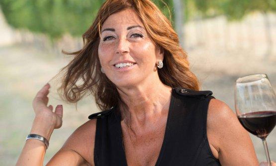 Angela Velonosi si racconta: ecco la sua idea di vino