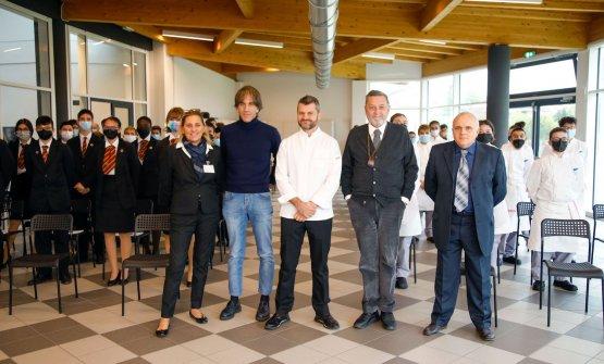 Il prof. Enrico Bartolini sale in cattedra: come si diventa chef (e imprenditore)