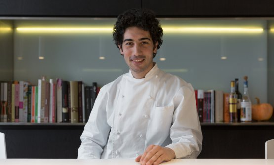 Lo chef Antonio Blasi