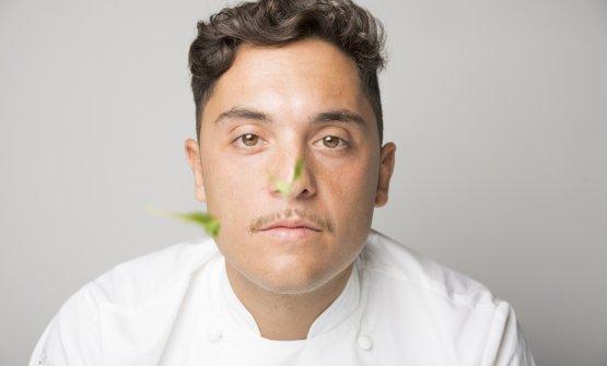 Lo chef Daniele Lippi