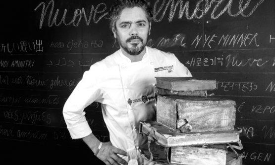 Sorpresa: Matteo Baronetto torna a Milano. Ma solo per quattro cene