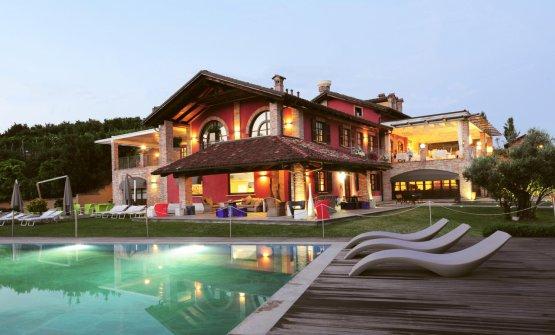 La Madernassa con piscina